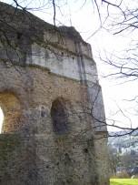 Hinterseite des Donjon, eigenes Foto, Lizenz CC by